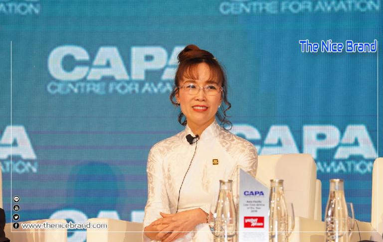 CEOเวียตเจ็ท นั่งแท่นสตรีผู้ทรงอิทธิพลโลก