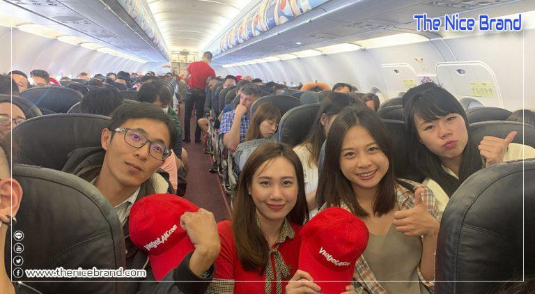เวียตเจ็ทเปิดเส้นทางบินไทเป-สิงคโปร์-ฮ่องกง