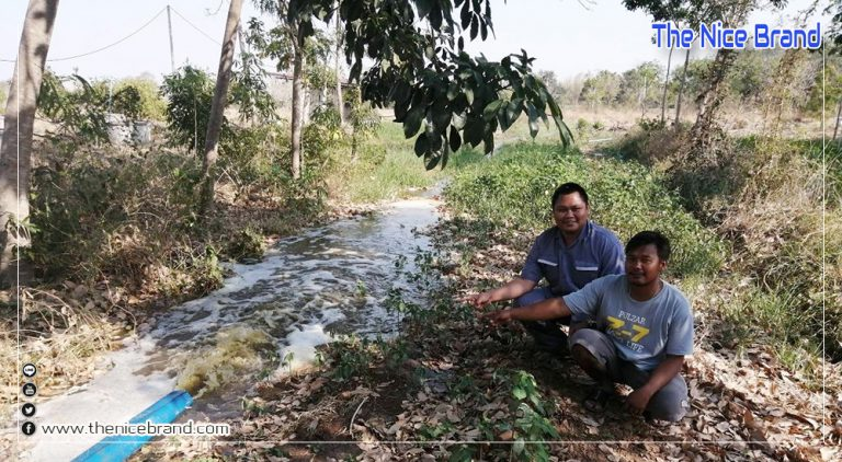 CPF ฟาร์มสุกรปันน้ำ ช่วยบรรเทาวิกฤติภัยแล้ง