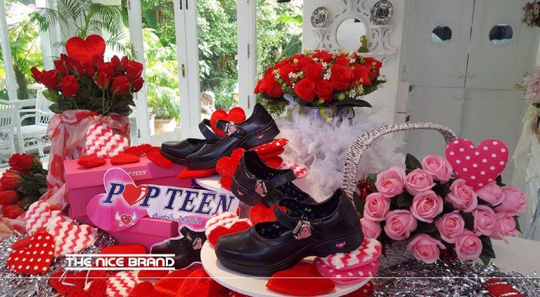 เอส.ซี.เอส.อัดแคมเปญ Popteen Poplove ส่งกุหลาบให้คนรัก