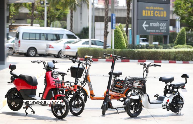 ไลฟ์มูฟวิ่ง ส่ง'จักรยานไฟฟ้า EM' เจาะตลาดรักษ์โลก