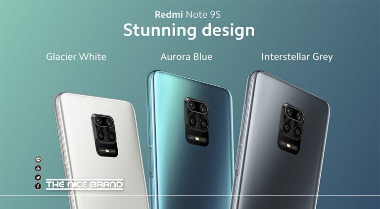 เสี่ยวหมี่ เปิดตัว Redmi Note 9S ราคาเบาๆ