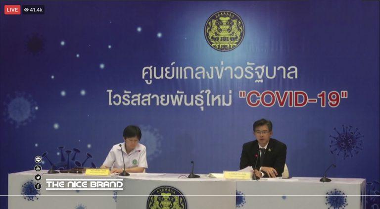 COVID-19 คร่าชีวิตไทยแล้ว 4 ราย วอน อยู่บ้านเพื่อชาติ