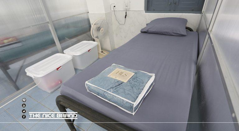 โฮมโปร ช่วยปรับอาหาร สู่โรงพยาบาลสนาม