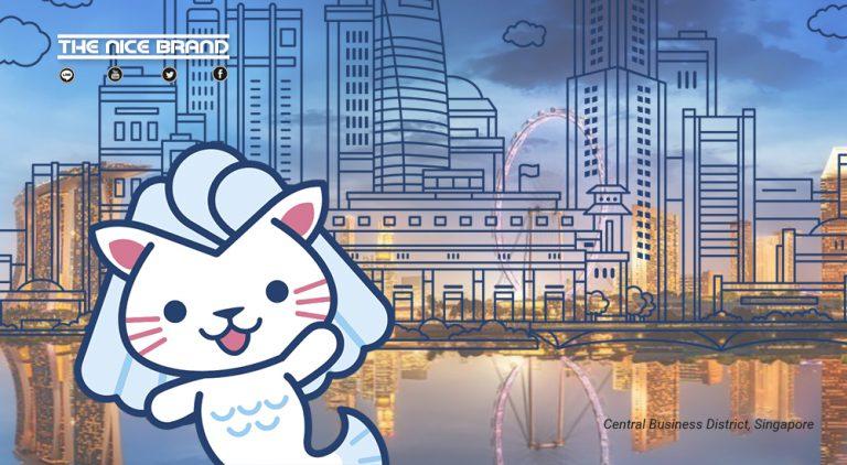 """""""น้องเมอร์ลี"""" ชวนเที่ยวสิงคโปร์ผ่าน """"VisitSingaporeTH"""" LINE Official โฉมใหม่"""
