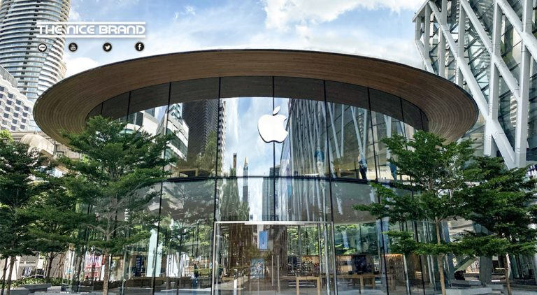 Apple Central World ณ สี่แยกแห่งความคิดสร้างสรรค์
