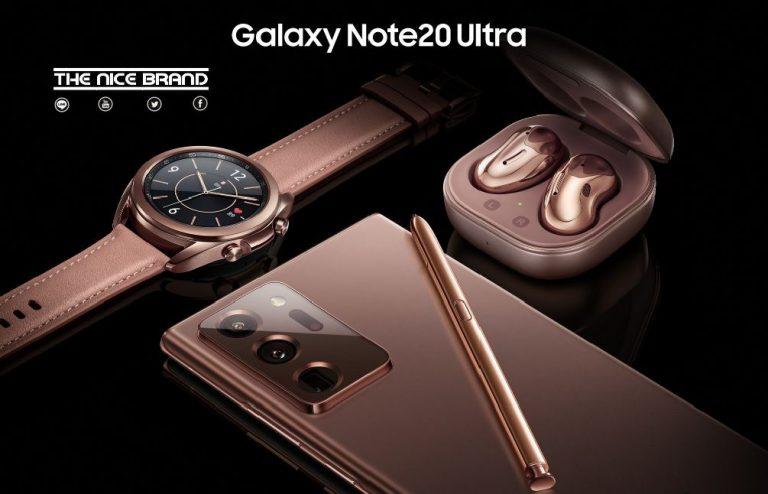 ขายแล้ว Samsung Galaxy Note20 Series