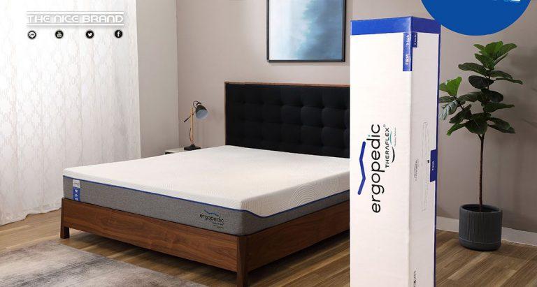 นวัตกรรม Bed in Box ที่นอนสำเร็จรูป