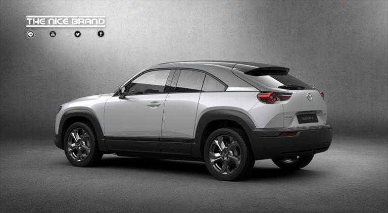 MAZDA MX-30 ดีไซน์เริ่ด พิชิต TOP 3 WORLD CAR DESIGN OF THE YEAR 2021