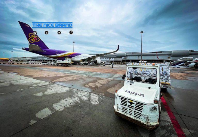 """คาร์โก้การบินไทยขนส่งวัคซีน """"ซิโนฟาร์ม"""" อีก 1 ล้านโดส"""