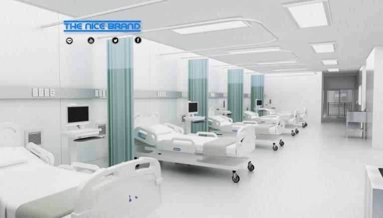 ศิริราชสร้างไอซียูสนามเพิ่ม รับมือผู้ป่วยหนัก เปิดทำการ 30 ส.ค. นี้