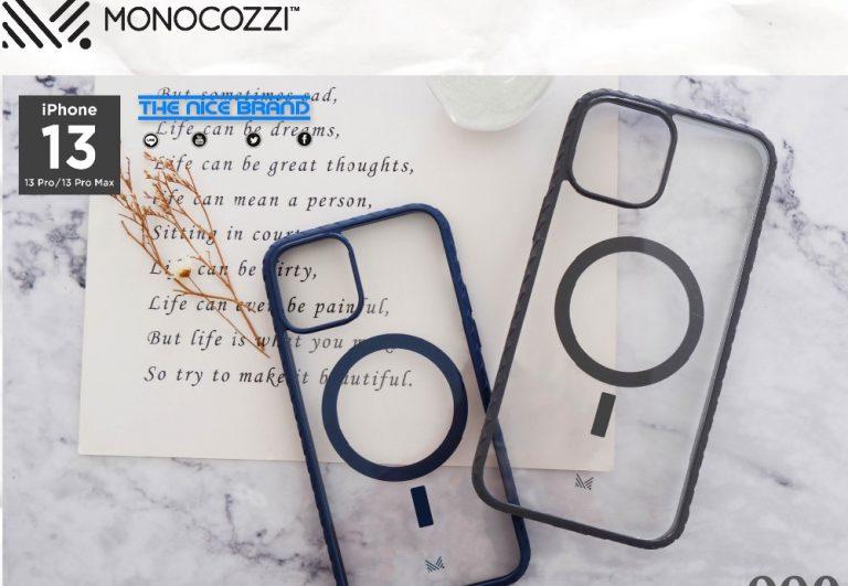 อาร์ทีบีฯ ส่งเคสกันกระแทก แบรนด์ Monocozzi™ เอาใจสาวกไอโฟน 13